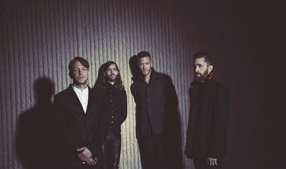 Imagine Dragons времен альбом «Smoke + Mirrors»