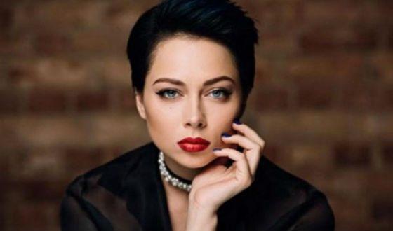 Nastasya Samburskaya after beating appeared in public