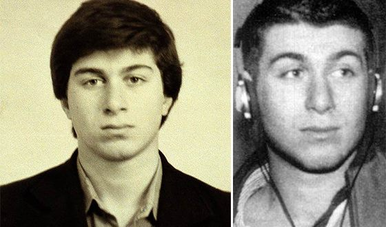Roman Abramovich in his youth