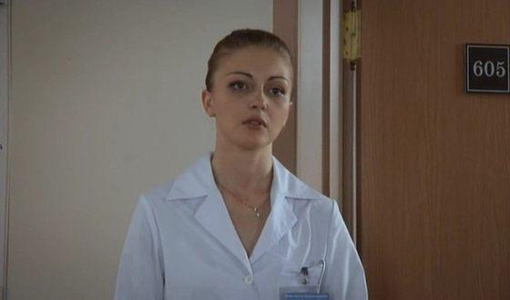 "Tatyana Kazyuchits in the series ""Katino happiness"