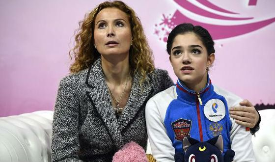 Soon after Games-2018 Evgenia Medvedeva leave her coach