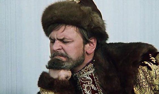 Юрий Яковлев в фильме «Иван Васильевич меняет профессию»