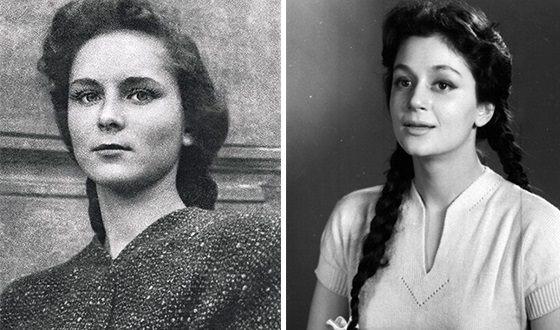 Первые жены Юрия Яковлева: Кира Мачульская и Екатерина Райкина