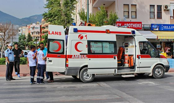 Two Russian tourists killed in Turkish resorts