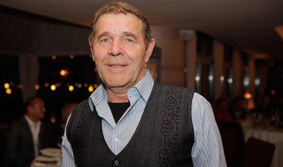 Russian actor Alexei Buldakov