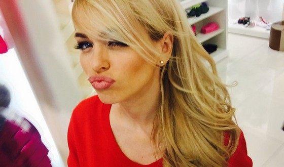 Анна Хилькевич – звезда российского телевидения