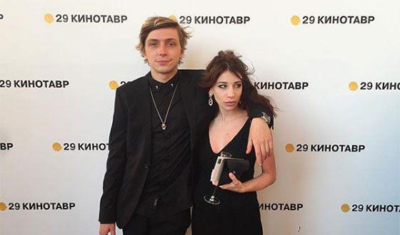 Alexander Gorchilin and his girlfriend Nick