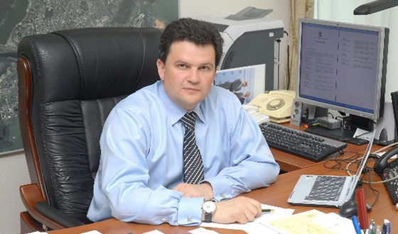 Максим Акимов в молодости