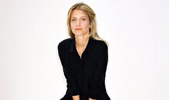 French actress Melanie Laurent
