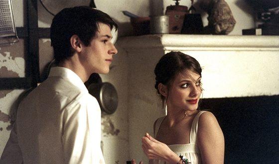 "Melanie Laurent in the film ""Last Day"""