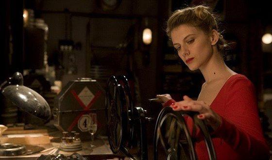 "Melanie Laurent in the film ""Inglorious Bastards"""