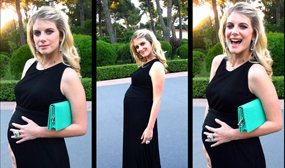 Melanie Laurent gave birth to a son
