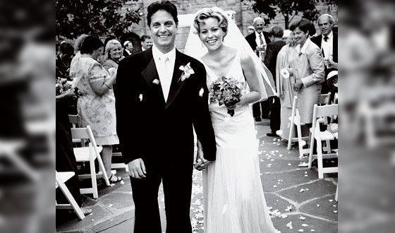 Wedding of Elizabeth Banks and Max Handelman