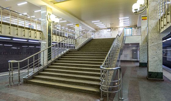 лестницы на московском шоссе