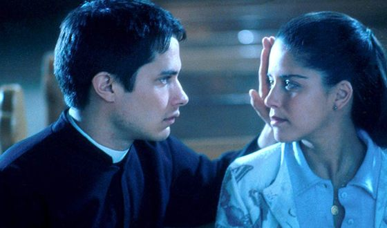 "Gael Garcia Bernal in the film ""The Secret of Amaro Father"""