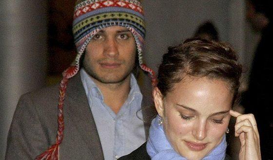 Gael Garcia Bernal and Natalie Portman