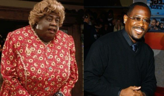 "Martin Lawrence in the film ""Big Momma's House"""