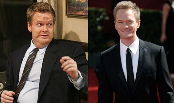 In ordinary life, Neil Patrick Harris is always in perfect shape.