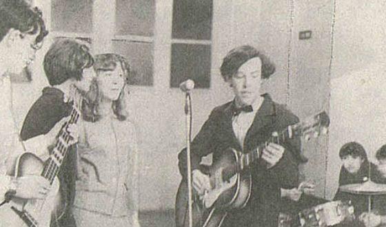 Группа «The Kids» (1968)