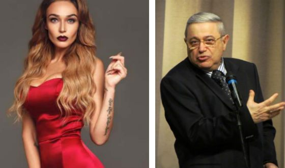 Vodonaeva believes that the new love of Petrosyan is with him only for the sake of money