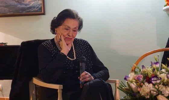 Оперная эстрадная певица Валентина Левко скончалась в столице