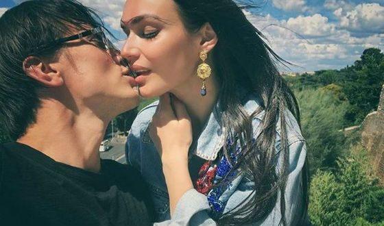 Alena Vodonaeva is expecting a child