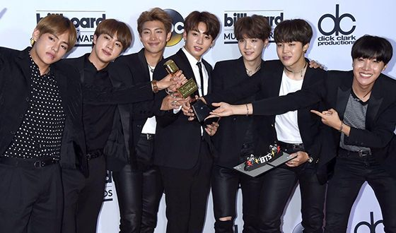 Rap Monster and BTS have Billboard Music Awards statuettes in their bank