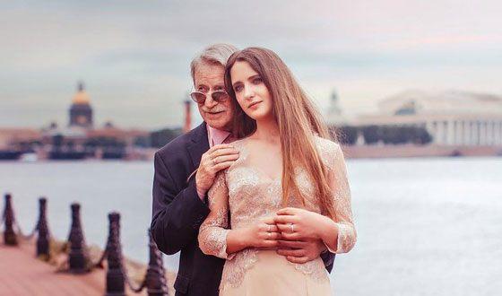 Иван Краско готовится к разводу с молодой женой