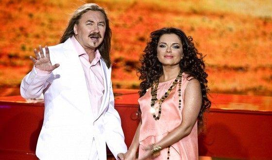 Natasha Koroleva and Igor Nikolaev