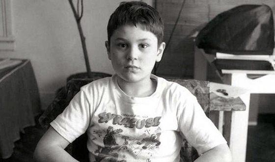 Роберт Де Ниро в детстве