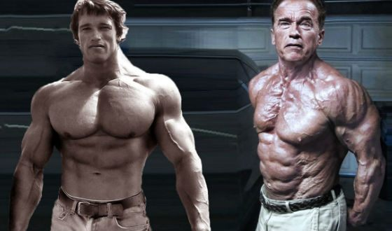 arnold schwarzenegger biography photos facts family age