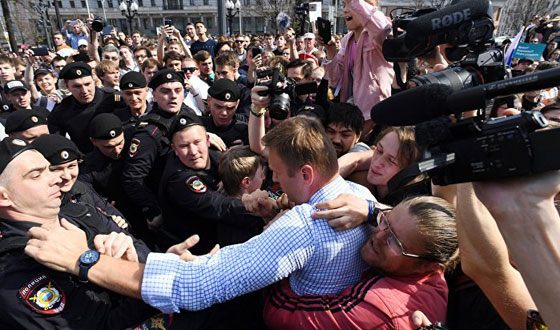 Глава Росгвардии вызвал Навального на дуэль из-за его расследования