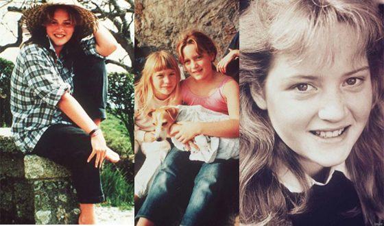 Кейт Уинслет в молодости