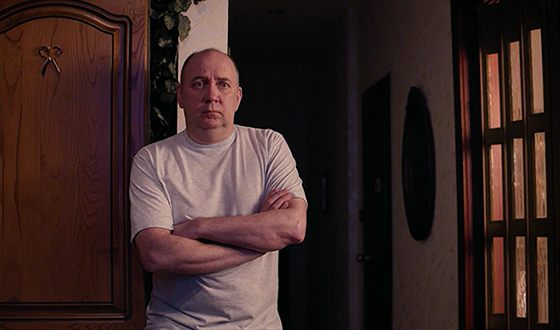 "Alexey Simonov in the film ""The Strength of Circumstances"""