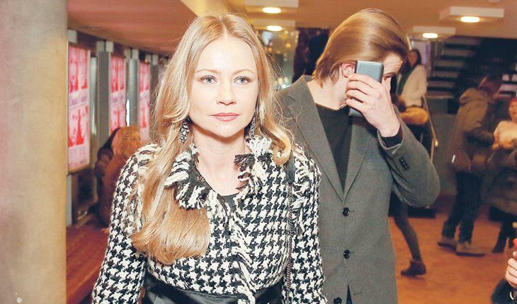 Мария Миронова сообщила пол и имя своего второго ребенка