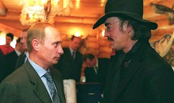Как Владимир Путин отмечал день рождения в разные годы