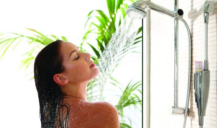 Душ 4 раза в день: как отреагирует кожа?