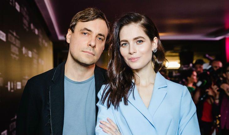 Евгений Цыганов и Юлия Снигирь тайно поженились