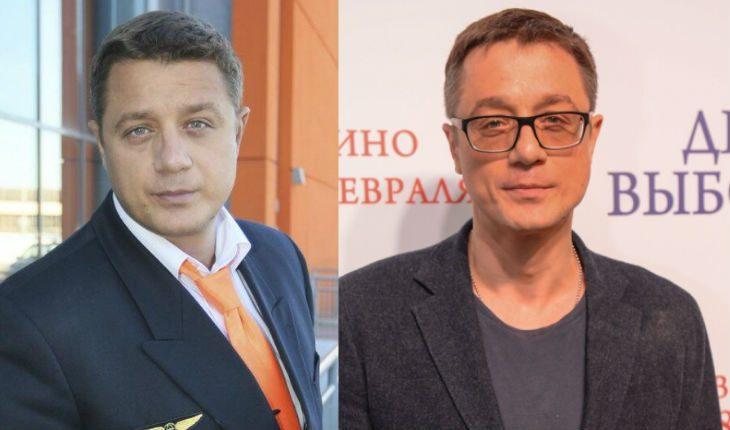 актер макаров похудел фото нём