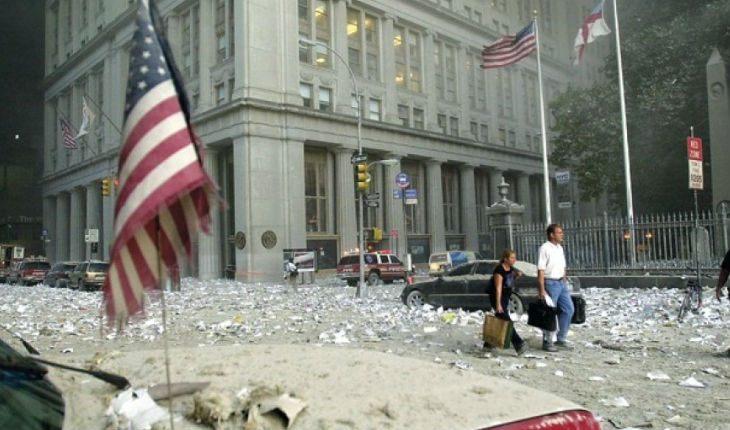 Нью-Йорк после 9/11