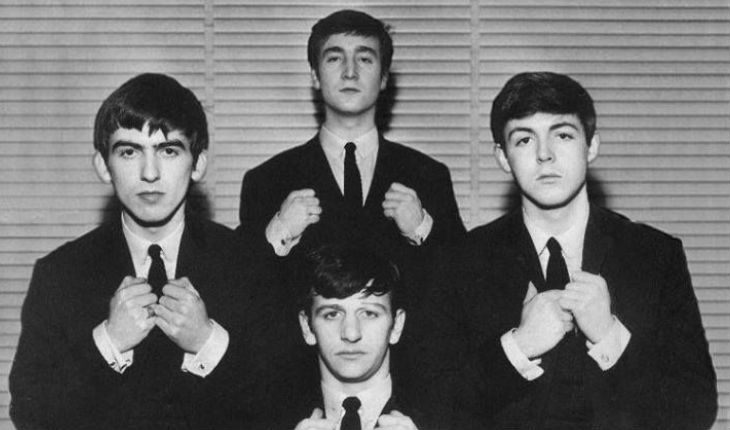 В 1962 The Beatles сменили имидж