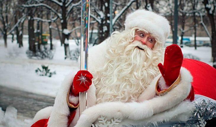 Из этих трех мужчин получаются идеальные Деды Морозы