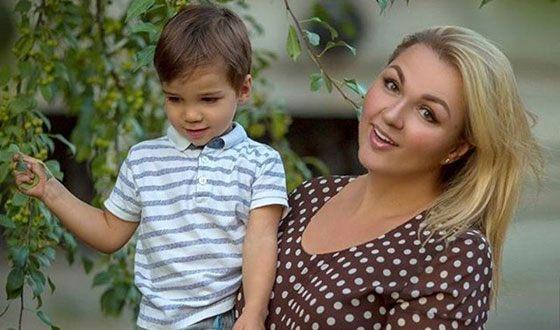 Надежда Ангарская – биография, фото, рост и вес, личная жизнь, ее муж и сын 2021
