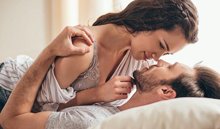 Интимная совместимость Овна и женщины-Девы близка к идеальной
