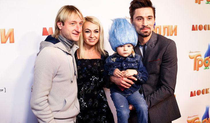 Яна Рудковская призналась, что встречалась со своим подопечным – Биланом.