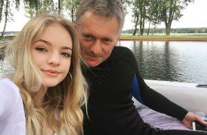 Лиза Пескова опубликовала редкие фото с отцом, а подписчики ополчились на Навку