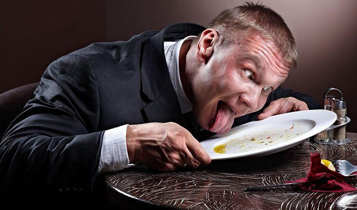 Если выживете вдостатке, постарайтесь избавиться откульта еды