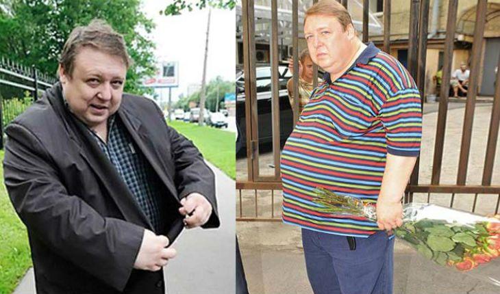 актер похудел на 100кг