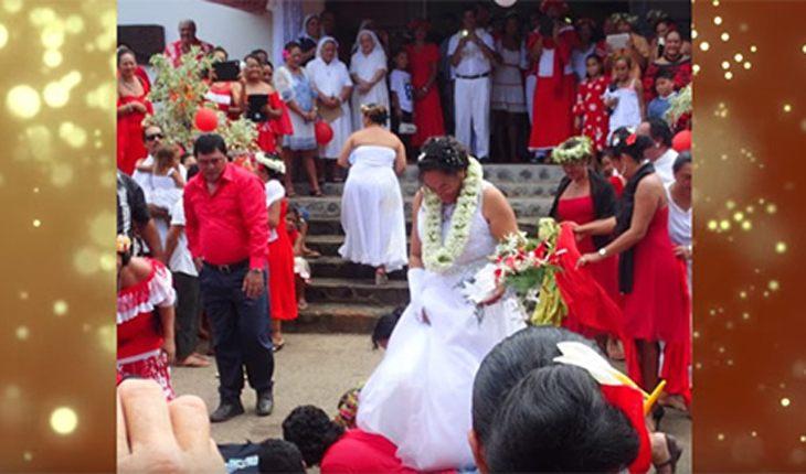 Топ-9 самых странных свадебных традиций мира