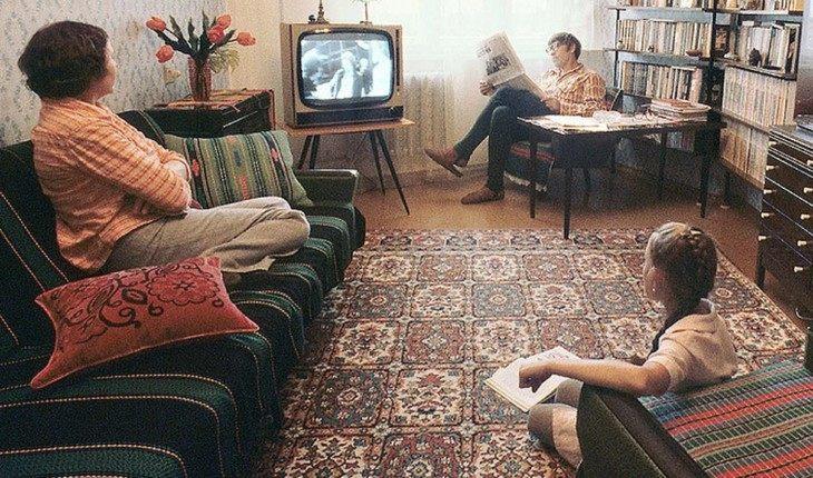 Отношение к телевидению в Советском Союзе было другим